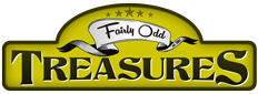 Fairly Odd Treasures Logo